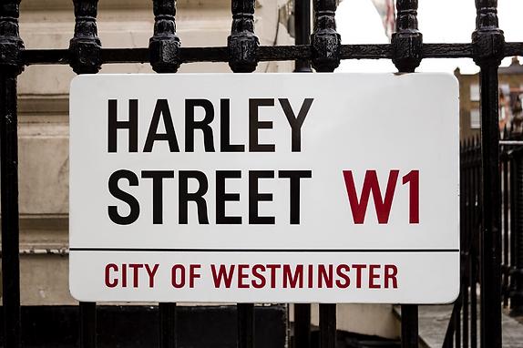 Harley Street sign.png