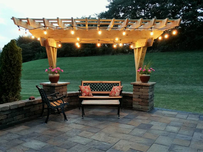 Lighting and Outdoor Structures