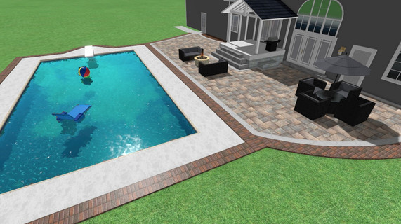 Pool - new and resurface