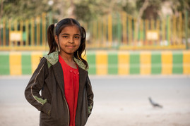 I am Sandhya. I am 9 years old and study in 1st class. I want to be a Doctor.