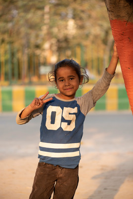 I am Kajal. I am 7 years old and study in UKG class. I want to be a Teacher.