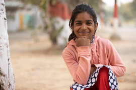 My name is Deepika and I am 9 years old. I study in 2nd standard and want to be a Doctor.