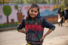 My name is Priyanka, I am 10 years old. I study in UKG class and want to become a teacher.