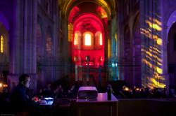Live visuals by Lillevan in Köln