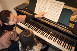 piano performing arts