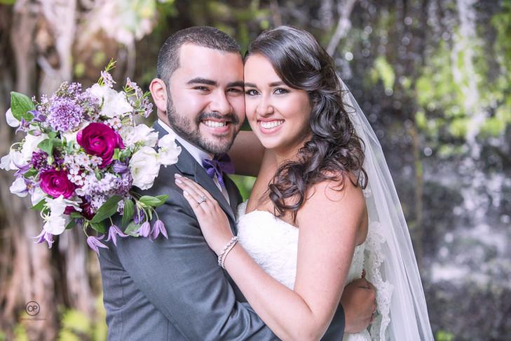 Rusty Pelican Miami Wedding:  Courtney + Julio