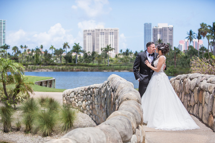 Turnberry Isle and Temple Beth Torah Wedding:  Michelle + Amit