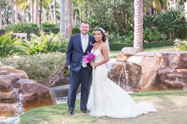 Frenchemen's Reserve Wedding: Michelle + Josh