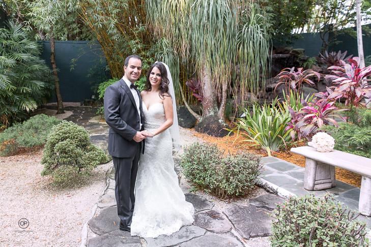 South Florida Wedding:  Tammy + Brian