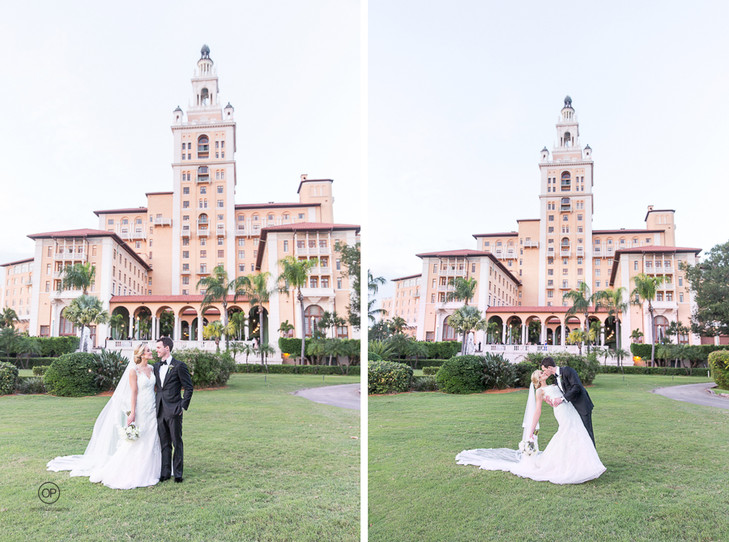 Coral Gables Wedding: Stephanie + Michael