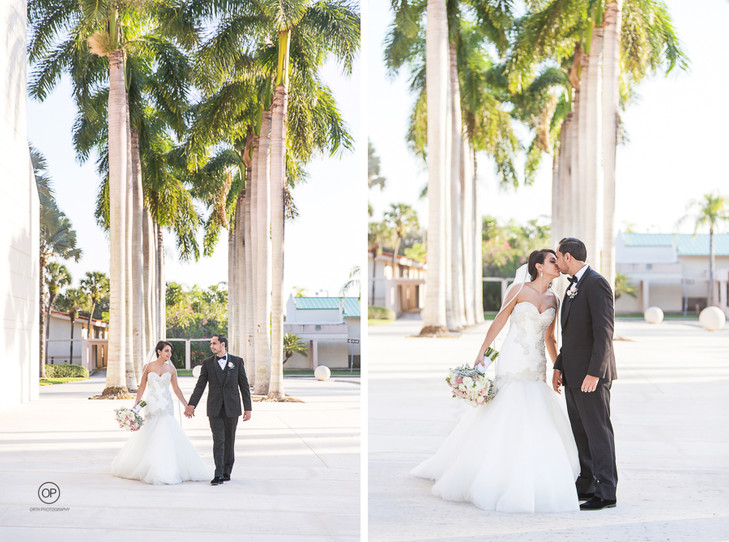 Epiphany and Coral Gables Woman's Club Wedding:  Milenis + Hugo