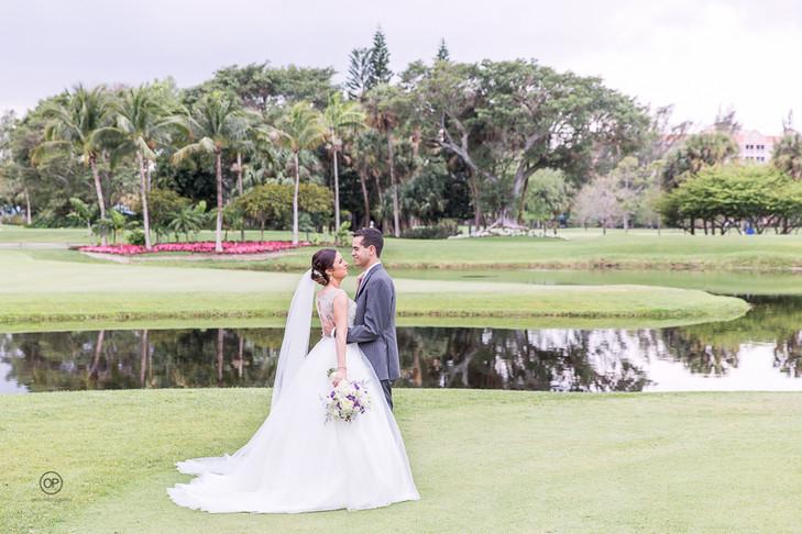 Deer Creek Golf Club Wedding:  Rahshel + Daniel