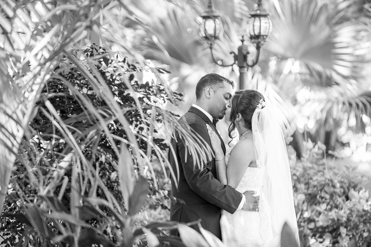 Renaissance Ft Lauderdale Wedding:  Blossom + Richey