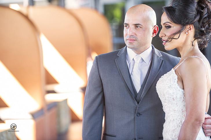 The Venue Ft. Lauderdale Wedding:  Llinette + Eric