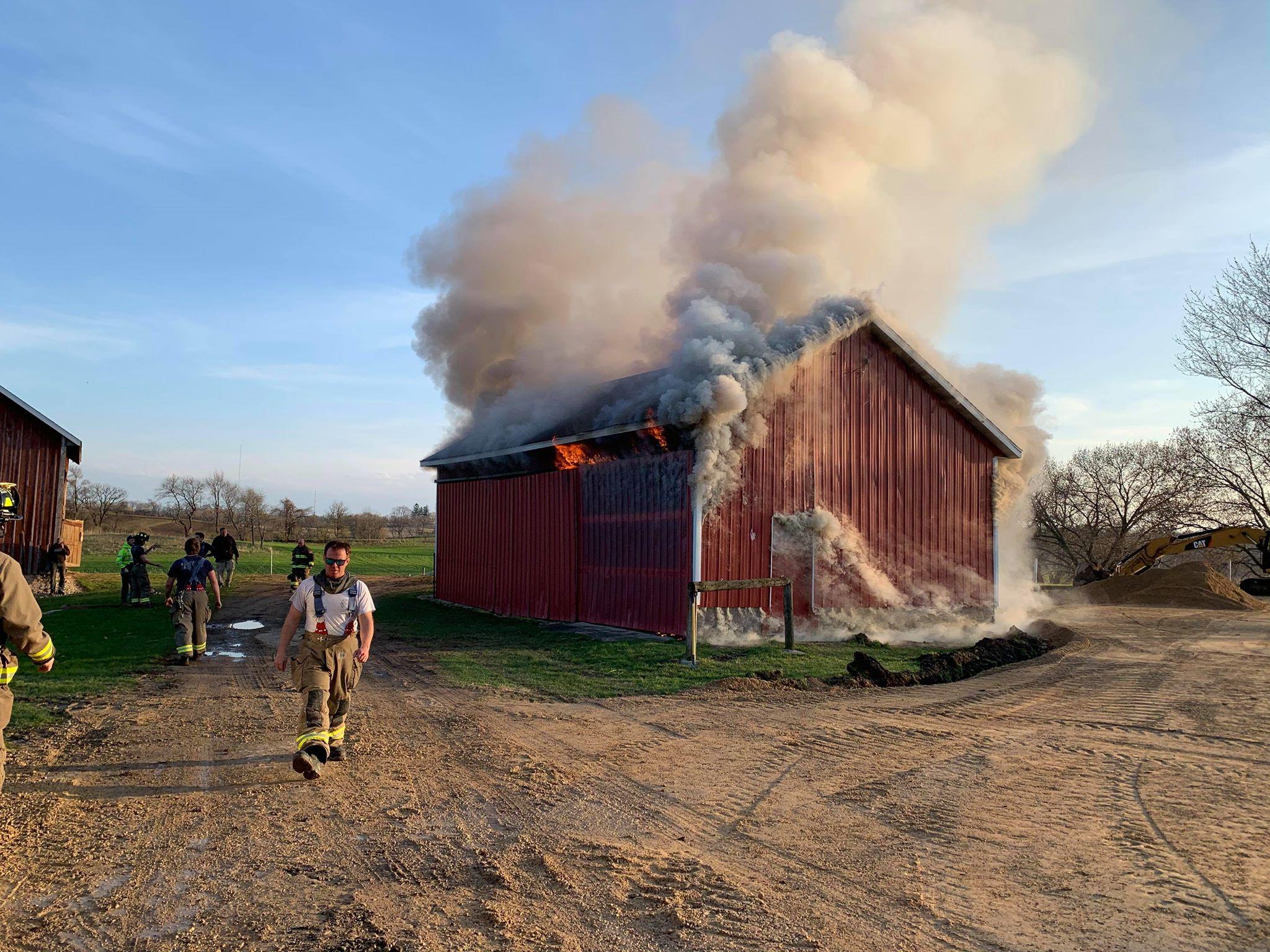 Barn Burn