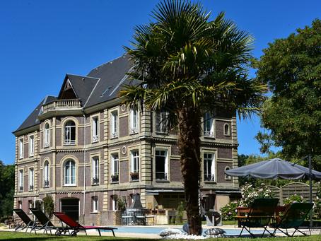 Le Petit Château de Conteville, un cadre exceptionnel pour votre cérémonie de Mariage.
