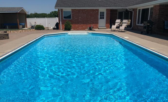 Aster Estates Swimming Pool