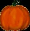 Halloween citrouille