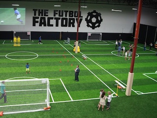 The Futbol Factory Opens 28,000-Square-Foot Futbol/Soccer Training Facility in Chula Vista on Sept.