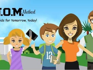 The M.O.M. Method Launches Online  Time and Task Management Tool for Kids