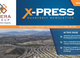 Xpera Group: Winter 2019 Newsletter
