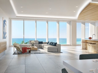 Iconic Modernist Building in the Heart of La Jolla Restored, Renovated into 16 Exclusive Seaside Res
