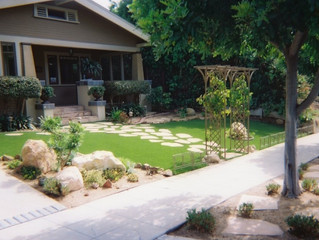 EasyTurf Keeps American Dream of a Green Lawn Alive in Drought-Stricken California