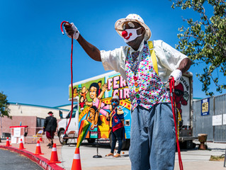 Fern Street Circus Reimagines Neighborhood Tour to Provide Critical Community Outreach