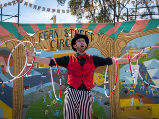 Fern Street Circus Announces Annual Neighborhood Tour with Series of Free Public Performances