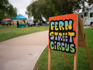 Fern Street Circus Celebrates 30th Anniversary of First Performance