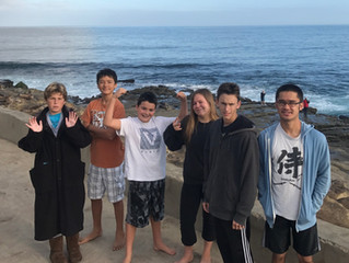North County Students Ages 10 to 16 Heading to Italy to Pursue Fourth World Record in Open-Ocean Swi