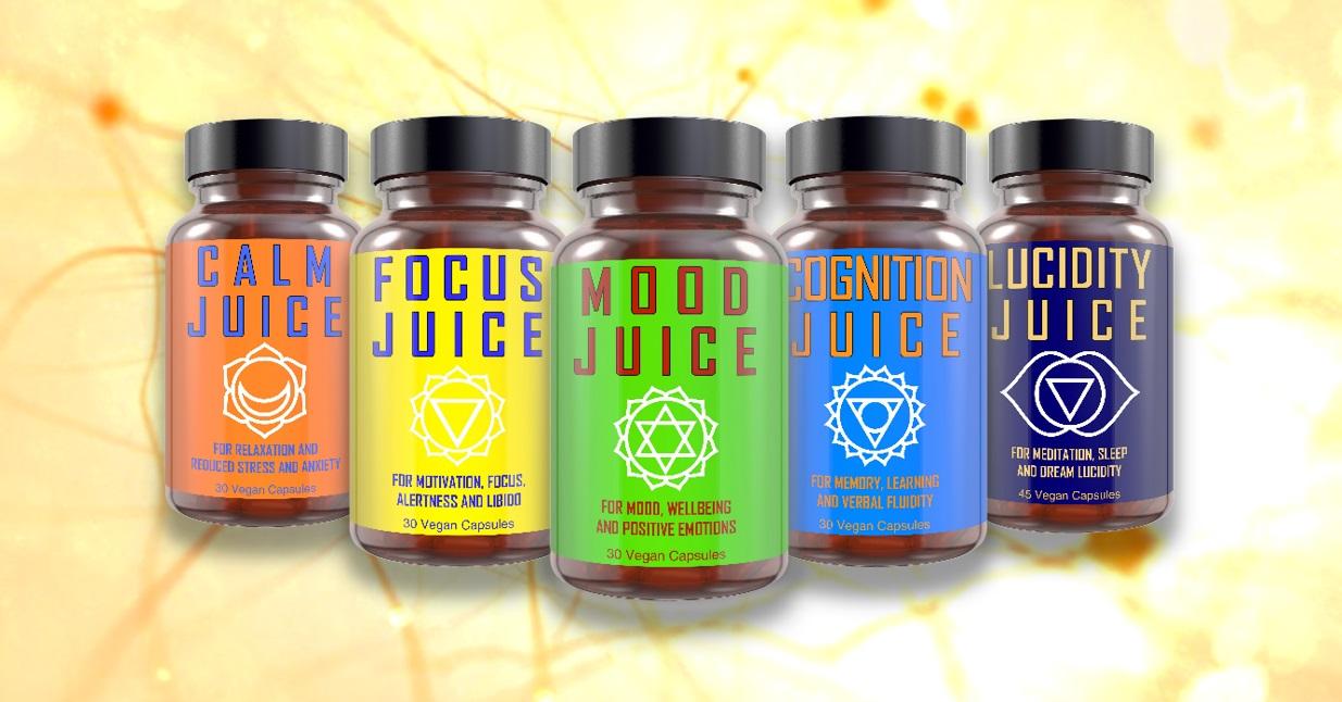 Cognitive Enhancement Supplements | Soul Juice