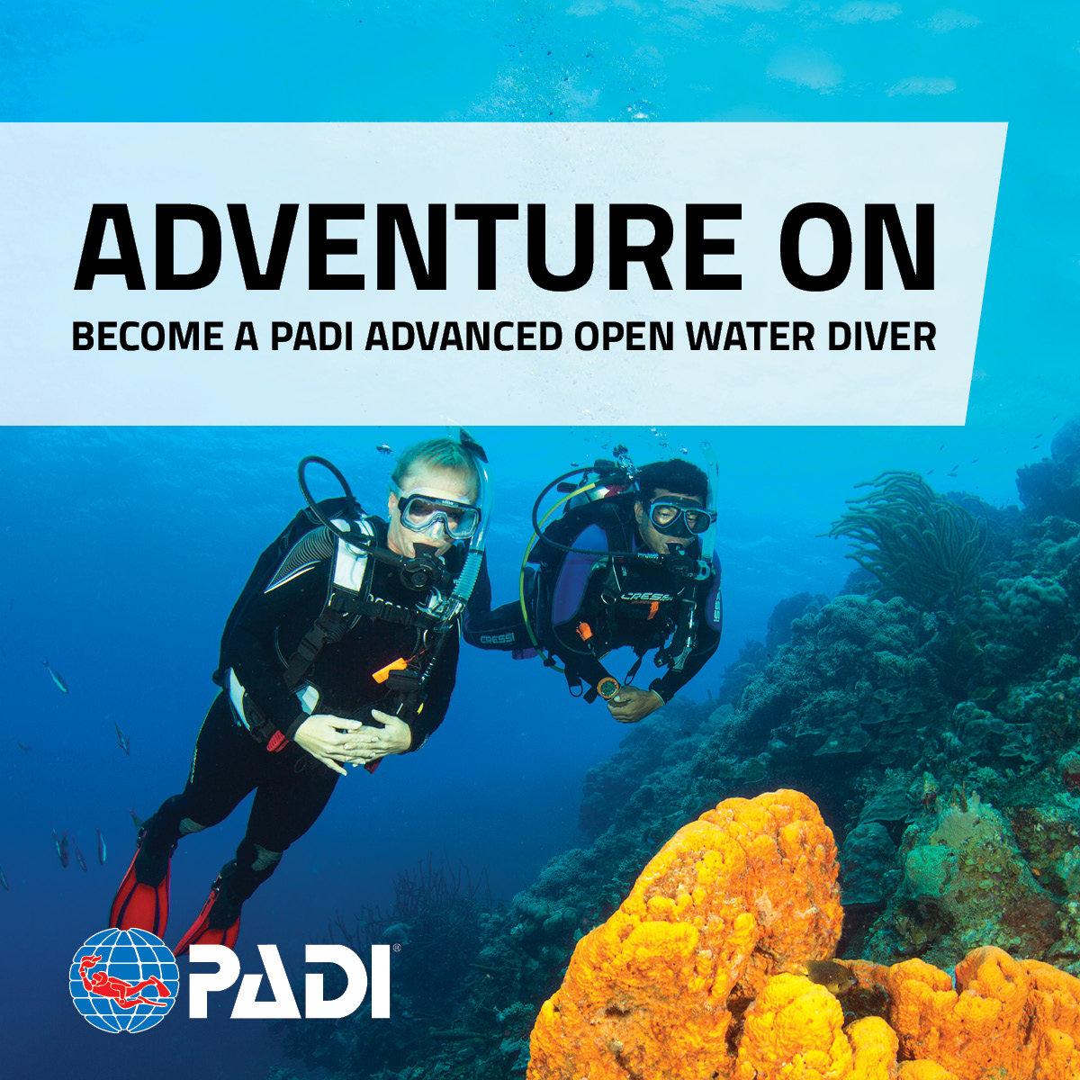 PADI - Advanced Open Water Diver