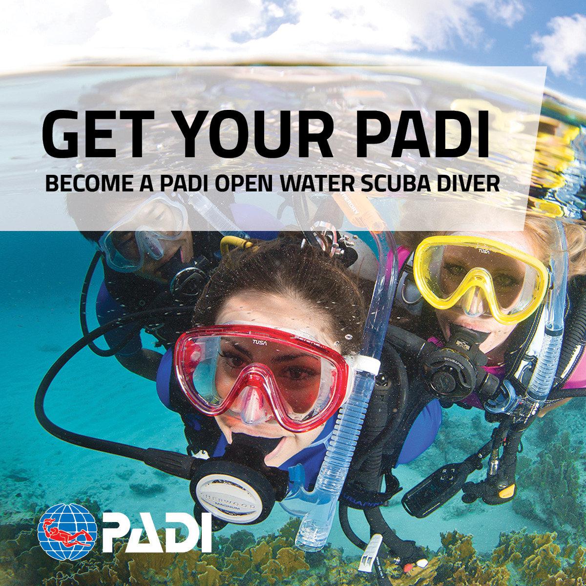 PADI - Open Water Diver