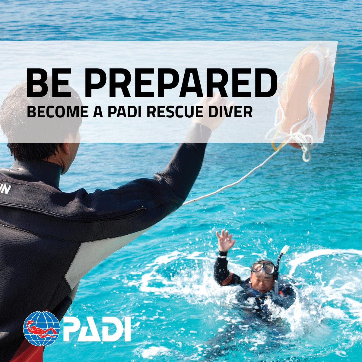 PADI - Rescue Diver