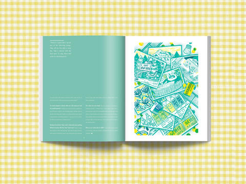 Good Material Issue Three 'Home'