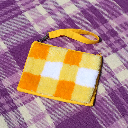 The Jeannie - Yellow Gingham