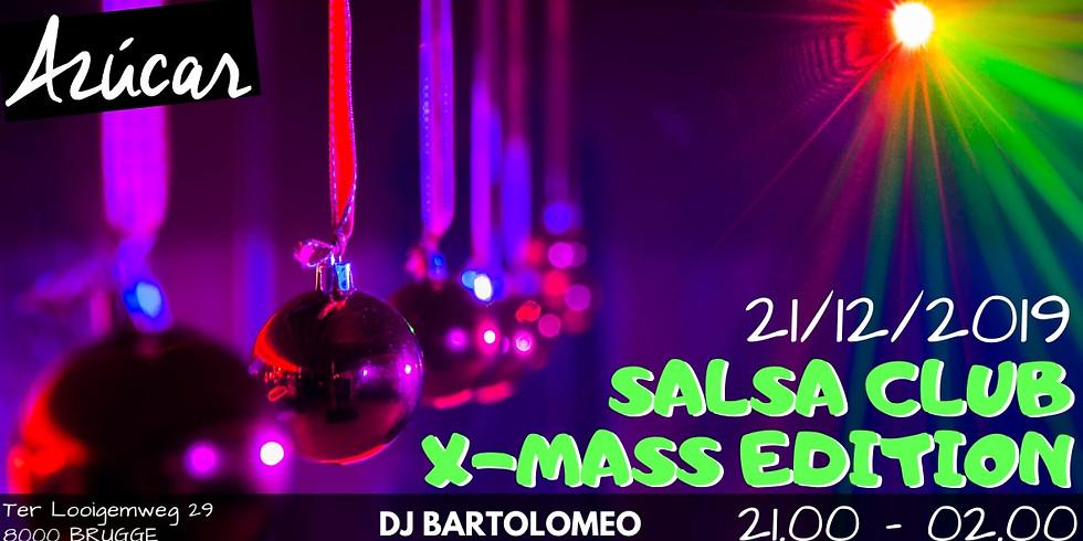 SalsaClub X-mass Edition