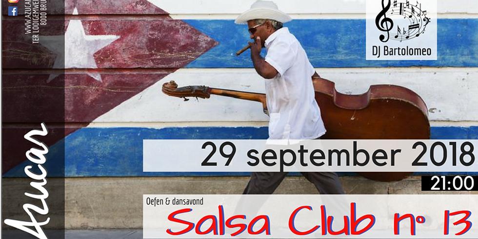 Salsa Club n° 13