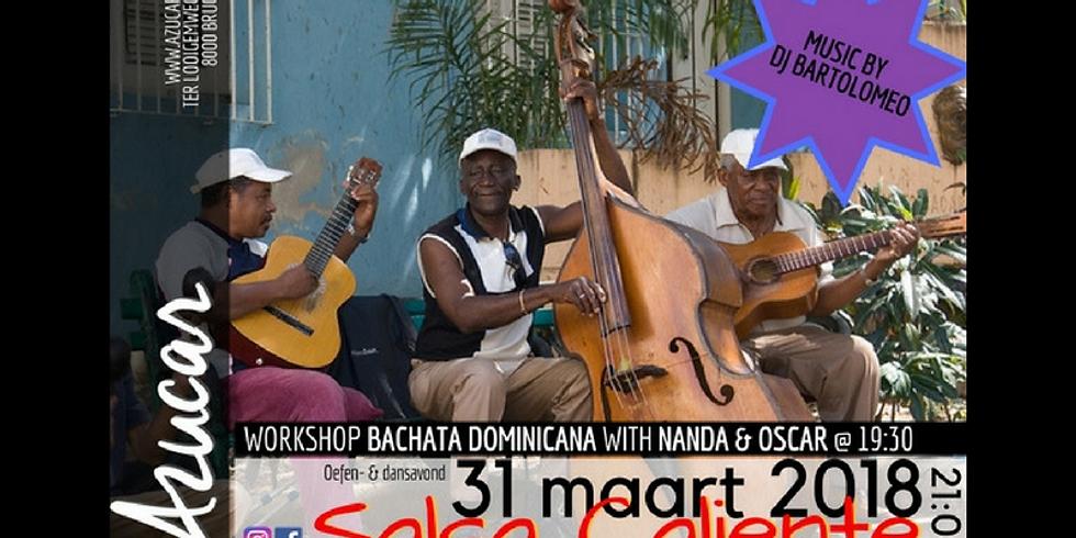 Bachata Workshop & Salsa Caliente