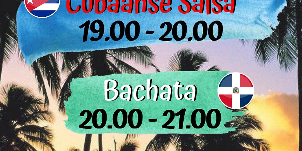 Initiatielessen Cubaanse Salsa & Bachata