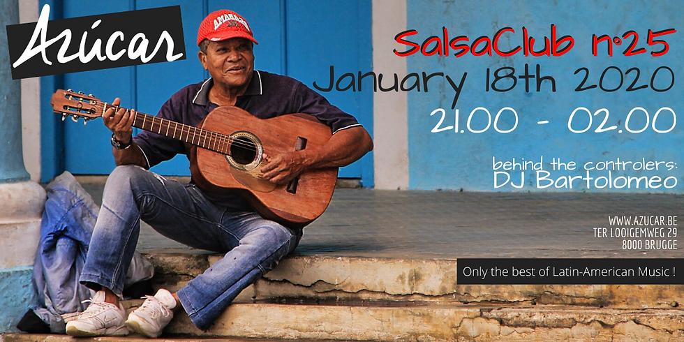 SalsaClub n° 25