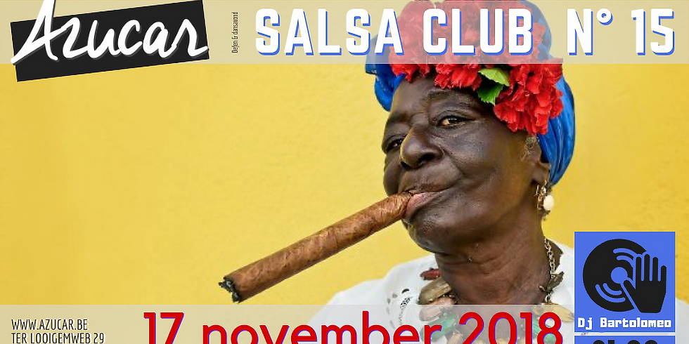 Salsa Club n° 15