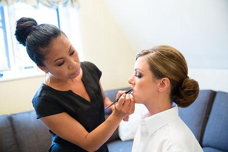 Bridal Makeup Thomas Beaman Photography