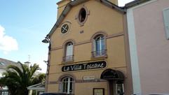La villa Toscane