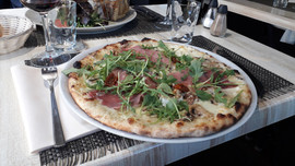 La villa Toscane - pizza