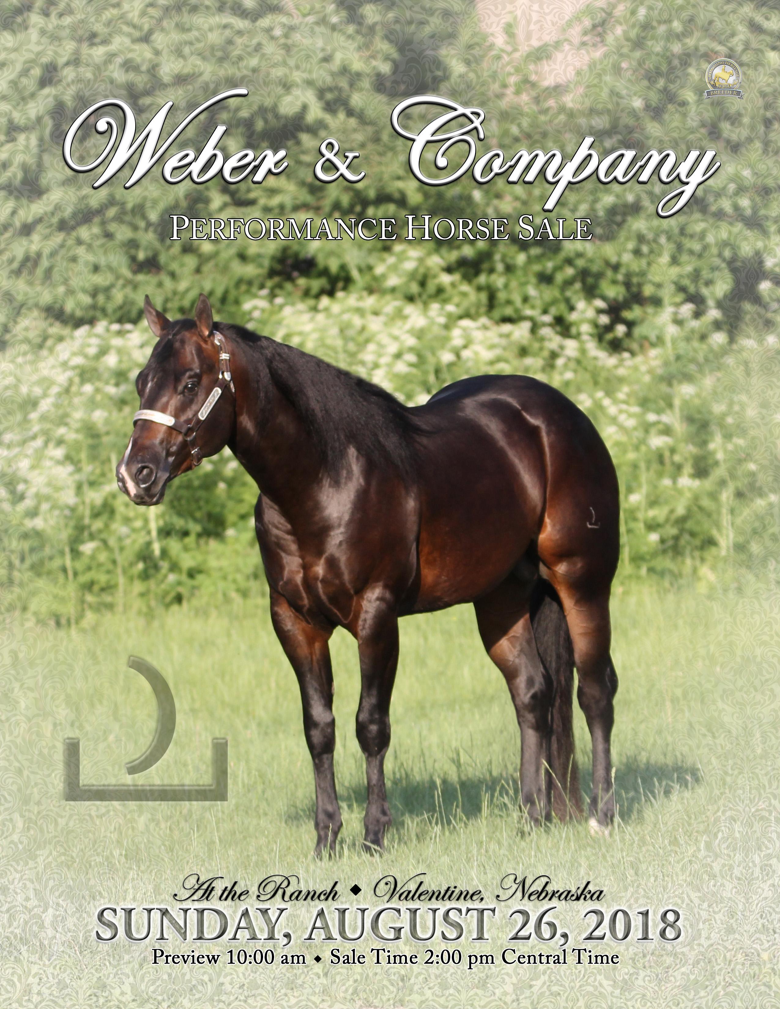 Weber & Company Catalog 2018