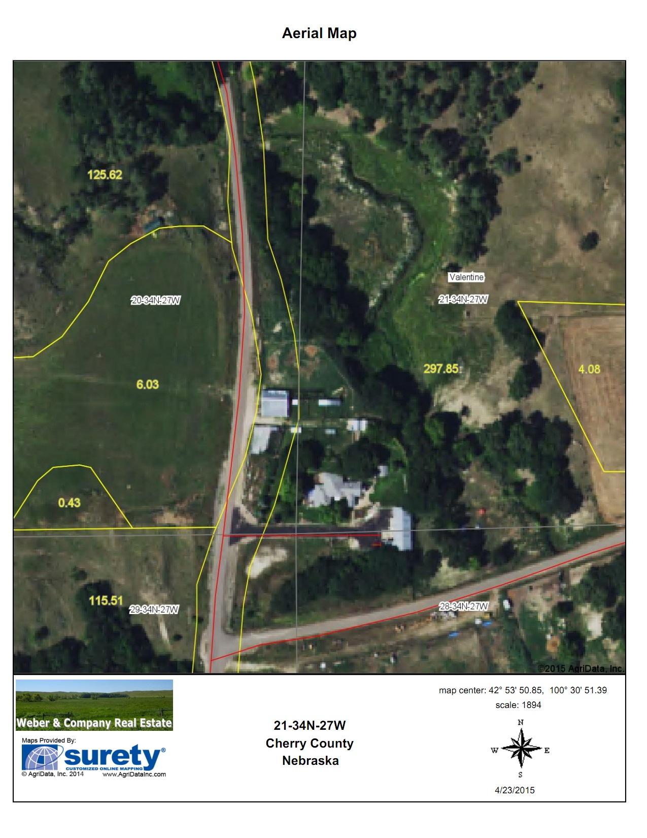 SCA_Nollette Rd. Res & acreage