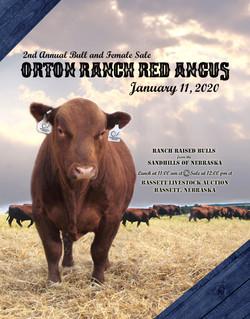 Orton Ranch Red Angus Catalog 2020