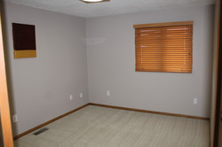 SCA_BW Upper level secondary bedroom